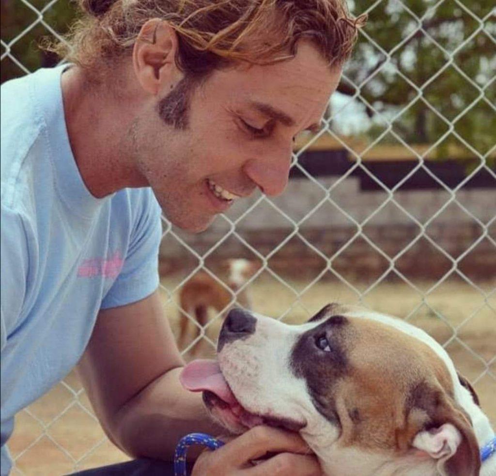 Borja Capponi no es el típico adiestrador de perros